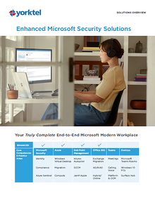 Enhanced Security Brochure